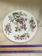 """Wedgwood Charnwood  Pattern Salad Luncheon Plate WD 3984 - 7 3/4"""" - $13.55"""