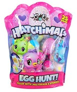 Hatchimals Easter Egg Hunt Eggs Filled with Jelly Beans and Stickers, 25... - $14.80
