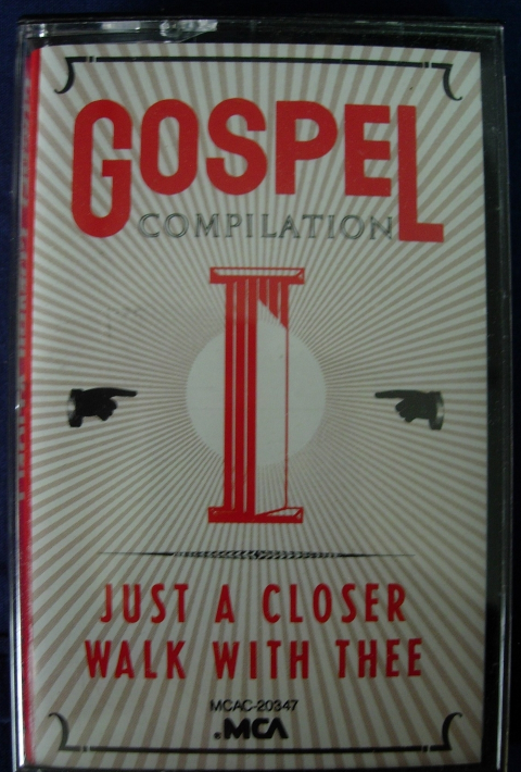 Gospel Compilation I - Just a Closer Walk With Thee - Various Country Artists