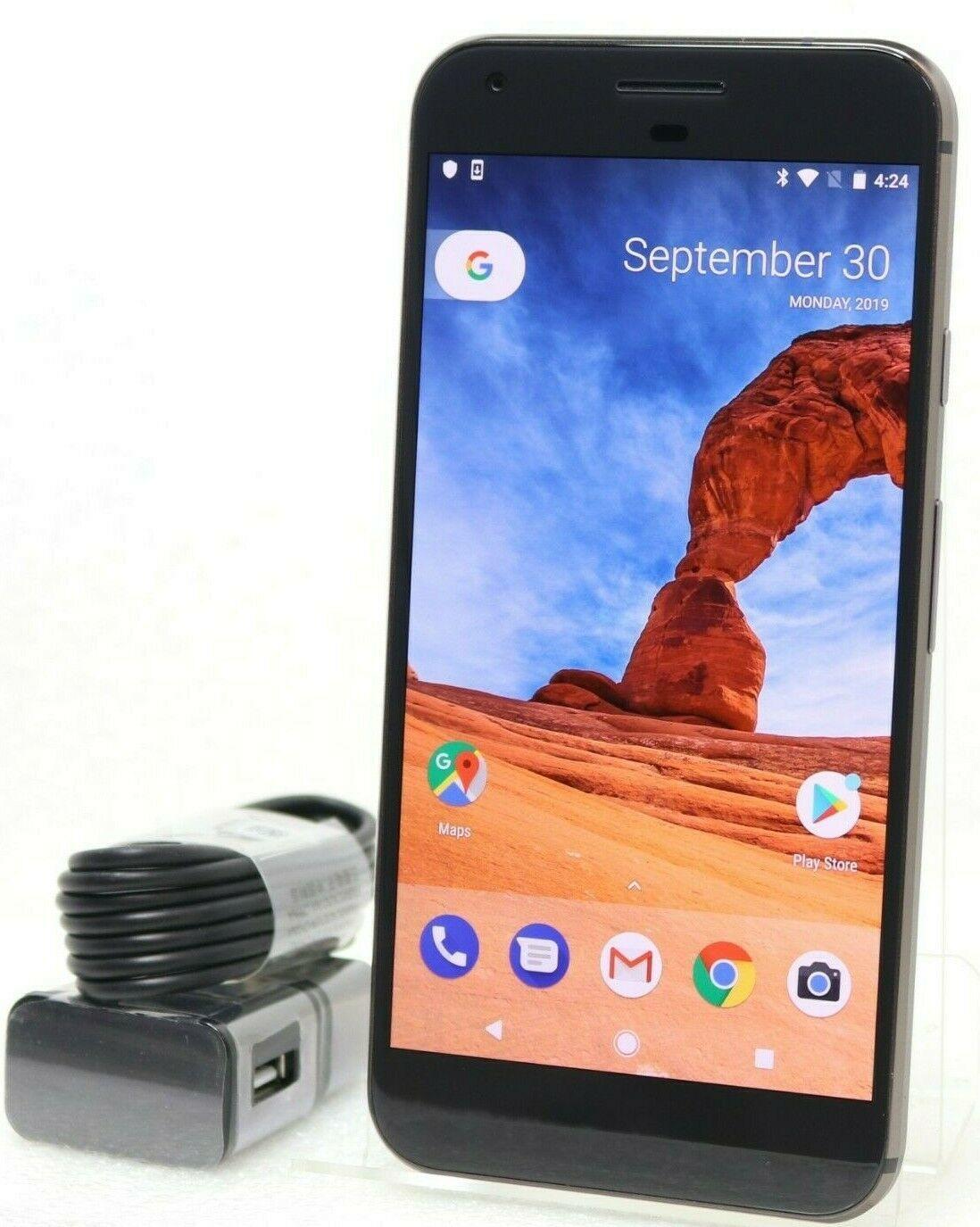 "Google Pixel XL 32GB | 4G LTE (GSM UNLOCKED) 5.5"" Display - Smartphone"