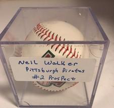 Pittsburgh Pirates Neil Walker Signed baseball AUTOGRAPH (F) - $46.74