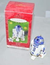 Hallmark Keepsake Ornament  R2-D2™ Star Wars 2001 #5 - $49.49