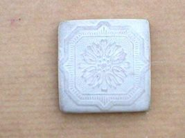 "Victorian 5""x5"" Tile Molds (12) Make Hundreds of Cement Plaster Floor Wall Tiles image 6"