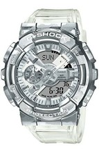Casio G-SHOCK GM-110SCM-1AJF Skeleton Camouflage Series genuine From Japan - $292.04