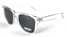 Sunscape Flash Dazed N Confused Clear Gray Adventurer Sunglasses