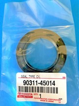 GENUINE TOYOTA 9031145014 MANY VARIOUS MODELS OIL SEAL CYLINDER HEAD 903... - $24.86