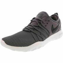 Nike Womens Free Tr 7 Low Top Lace Up Running Sneaker Gunsmok/Grey/White... - $78.71