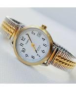 Timex Indiglo Essex Avenue Women's Elevated Classics Date Watch T2N068 T... - $24.70