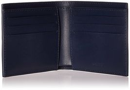 Lacoste Premium Men's FG Small Billfold Wallet Credit Card Holder NH1994FG image 11