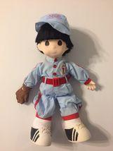 Precious Moments Collection Casey Baseball Doll  - $30.00