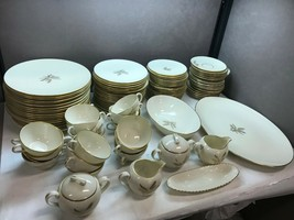 Vintage LENOX WHEAT Service for TWENTY 20 with SERVING DISHES - $1,979.99