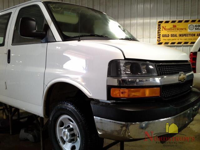 2013 Chevy Express 2500 Van AC A/C AIR CONDITIONING COMPRESSOR