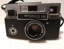 INSTAMATIC X-90 CAMERA BY KODAK MADE IN USA  EKTAR LENS - $14.85