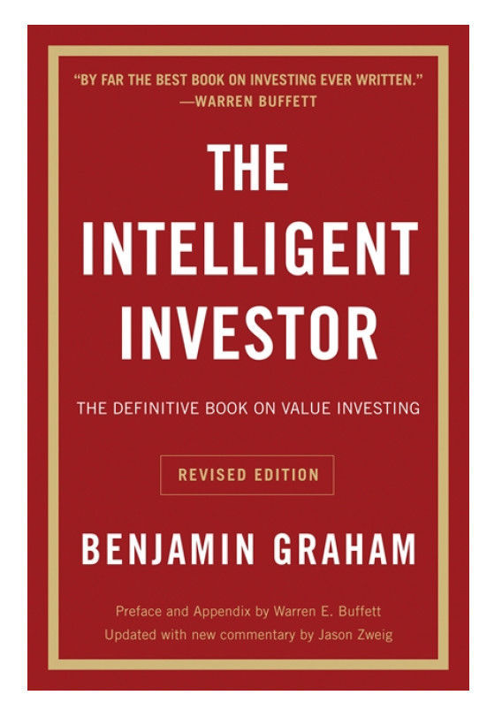 The Intelligent Investor: The Definitive Book on Value Investing. A Book of for sale  USA