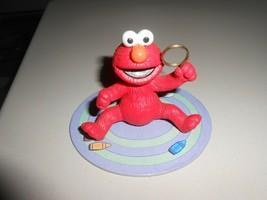 2006 Amscan Sesame Street Elmo Hard Rubber Balloon Holder Weight - $4.95