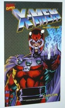 1992 Jim Lee Magneto X-Men Marvel Capcom arcade video game decal/sticker/poster - $69.99