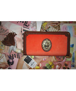 Juicy Couture Wallet Malibu Girl Ciara Velour NEW $78 - $34.64