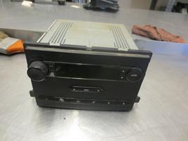 GRW837 Radio Tuner Receiver  2006 Ford Freestar 3.9 6f2t18k810ba - $80.00