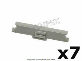 BMW E32 E34 (1988-1995) Clip for Windshield Moulding Front or Rear (7) OEM - $22.90