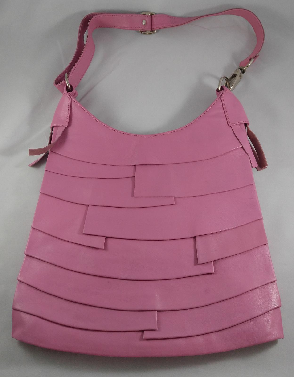 Kyss Handbags Designer Krista Orr Pink Shoulder Strap Purse Plymouth, Michigan
