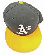 Oakland Athletics A's Era 59Fifty Fitted Cap Hat Official On Field Cap USA - $3.25