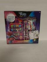 TROLLS WORLD TOUR - Sparkling Journal/Diary Set w/ Stickers,sequins,Gel ... - $5.00