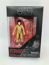Star Wars The Black Series 3 3/4-Inch Resistance Tech Rose Action Figure - $13.99