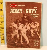 1959 Phillies Cigars presents The Army Navy Football Story - $9.41