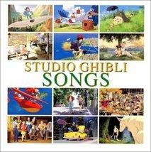Studio Ghibli Songs Japan CD