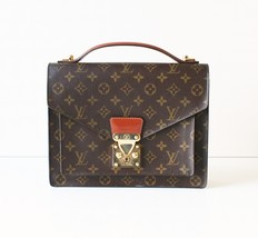 Authentic Louis Vuitton Monogram Monceau 26 handbag - $1,850.00
