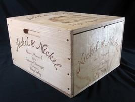 Nickel Quarry Vineyards Wine Box 2010 Cabernet Sauvignon Napa Valley Rut... - $24.99