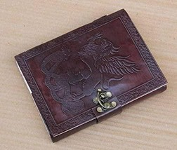 Handmadecraft Leather Journal Notebook Diary for Writing - $12.69