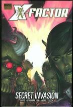 Marvel X-Factor Secret Invasion Hardcover HC HB Mint - $20.00