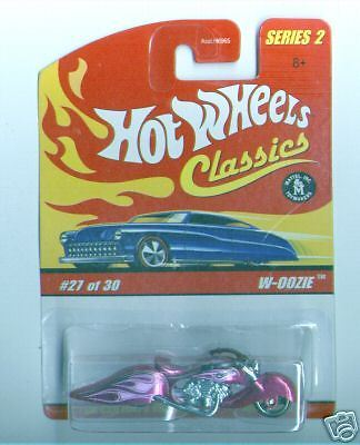 Hot Wheels Classics Series 2 2006  #27 W-Oozie Magenta