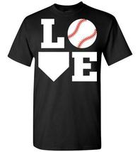 I Love Baseball T shirt - $19.99+