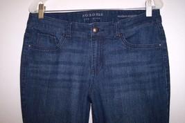 Sonoma Jeans 10 Modern Straight Stretch Denim Pants Womens Waist 32 inches - $21.50
