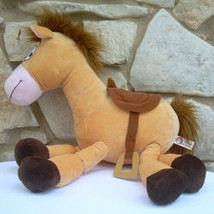 "Toy Story Bullseye Woody's Horse 20"" Plush Disney Parks Pixar Disneyland - $14.99"