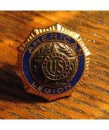 VFW Vintage Lapel Pin - Veterans Of Foreign Wars Military Screw Back But... - $24.74