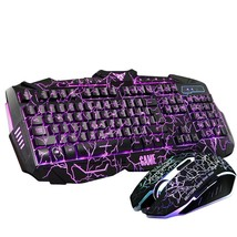 Keyboard And Mouse Set Wired USB Gaming Combo 2 Desktop Logitech Pc New ... - $32.71