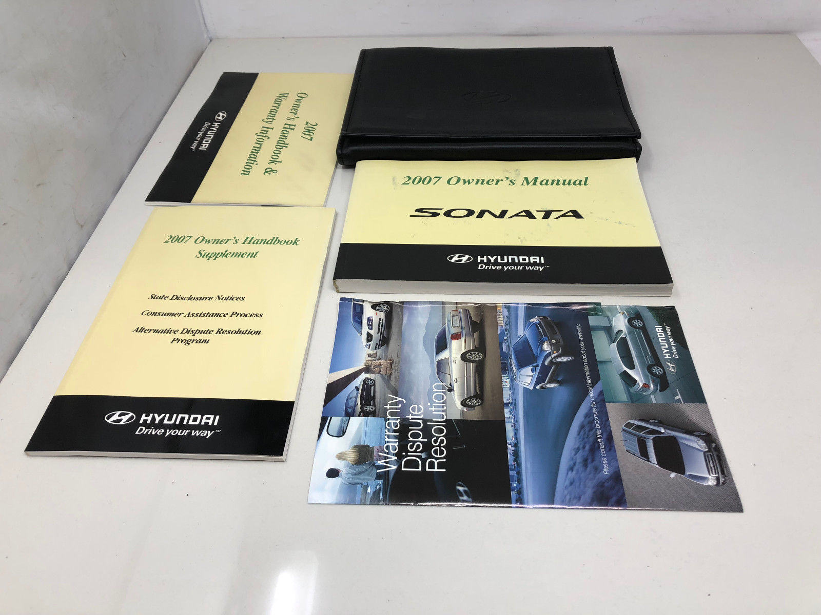 2007 hyundai azera owners manual