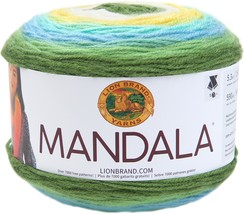 Lion Brand Mandala Yarn-Elf - $20.43