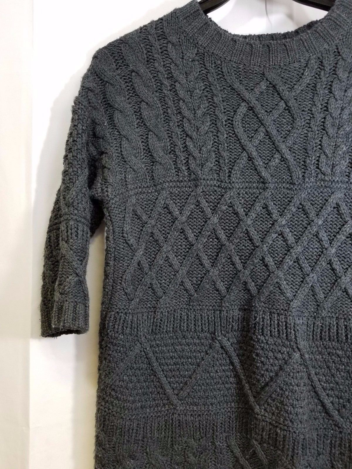 559b92d3b01 Forever 21 Juniors Size Medium Long Sweater and 50 similar items