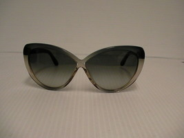Authentic Tom Ford Sunglasses Madison TF 253 20B 63/10 135 cat eye new - $197.95