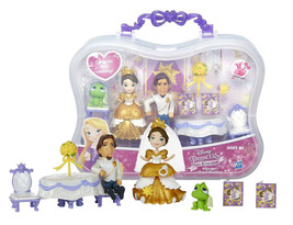 Disney Princess Little Kingdom Rapunzel's Royal Wedding with Case New in... - $11.88