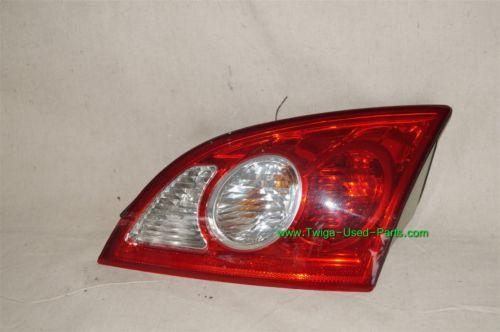 04-08 Chrysler Crossfire Cross Fire Tail Light Taillight Passenger Right Side RH