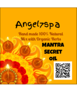 Spellbound Mantra Secret Oil hand made by angel... - $10.99