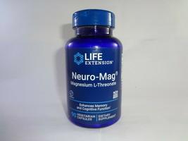 Life Extension Neuro-Mag Magnesium Theronate 90 Caps (VS-L) - $27.67
