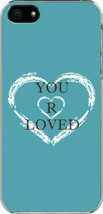 Variety of Different Colors YOU ARE LOVED Design on iPhone 6 White Slim ... - $12.95