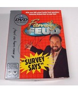 Richard Karn Autographed Host Family Feud DVD Game (DVD, 2004) - $18.89