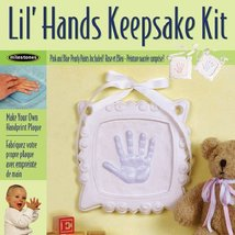 Midwest Products Lil Hands Spiral Keepsake Kit - $10.18